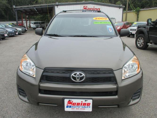2009 BROWN TOYOTA RAV4 (JTMZF33V595) with an 2.5L engine, Automatic transmission, located at 830 E. Canino Rd., Houston, TX, 77037, (281) 405-0440, 38.358219, -81.729942 - Photo #0