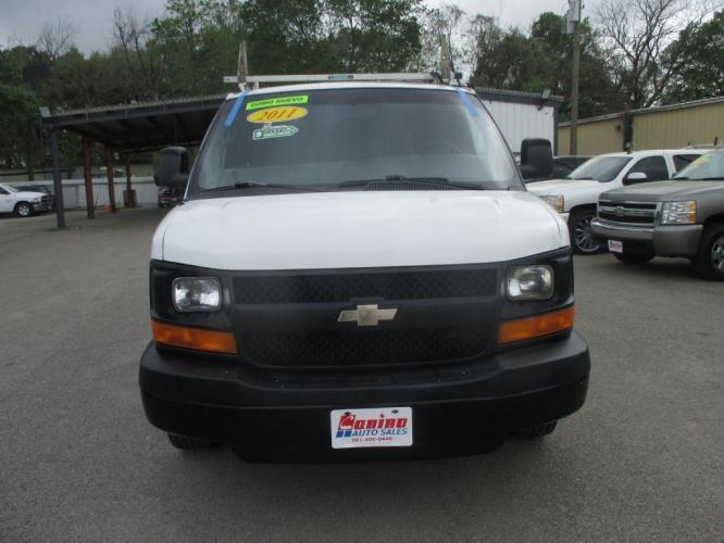 2011 CHEVROLET EXPRESS G2500 3DR