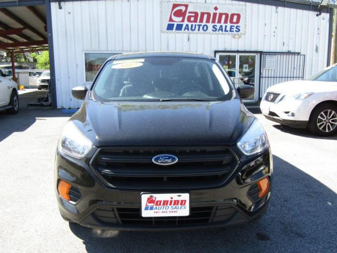 2017 FORD ESCAPE 4DR