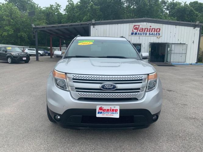 2012 FORD EXPLORER 4DR